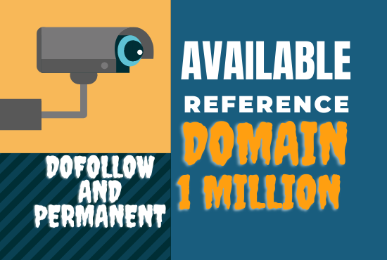 I will build referring domain back links for website ranking