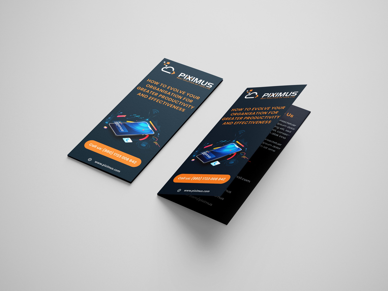 I will provide the best professional Brochure,  Tri Fold Brochure Design