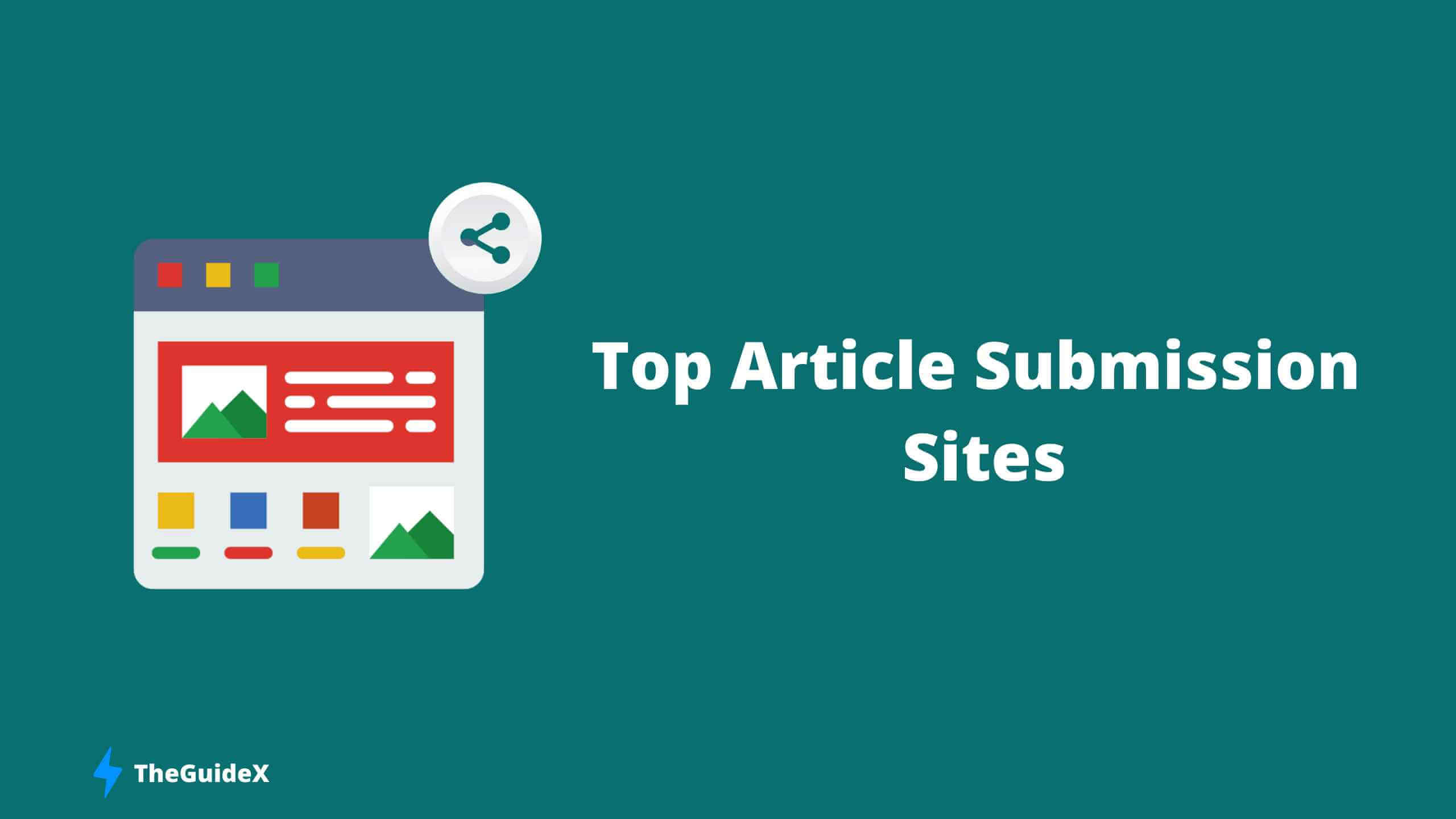 I will create 50 article submission on high da