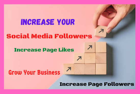 Increase page reach safe and organically and Growth your Business