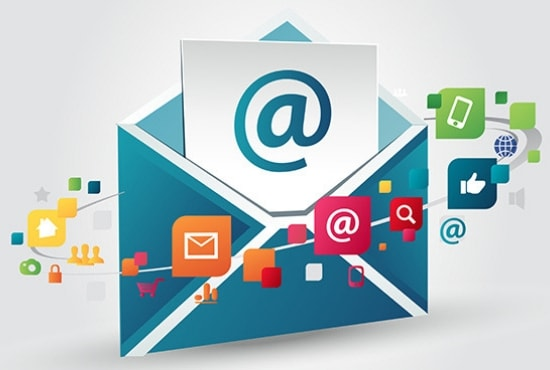 I will provide a list of targeted emails that you advertise