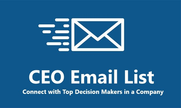 I will provide your targeted email list