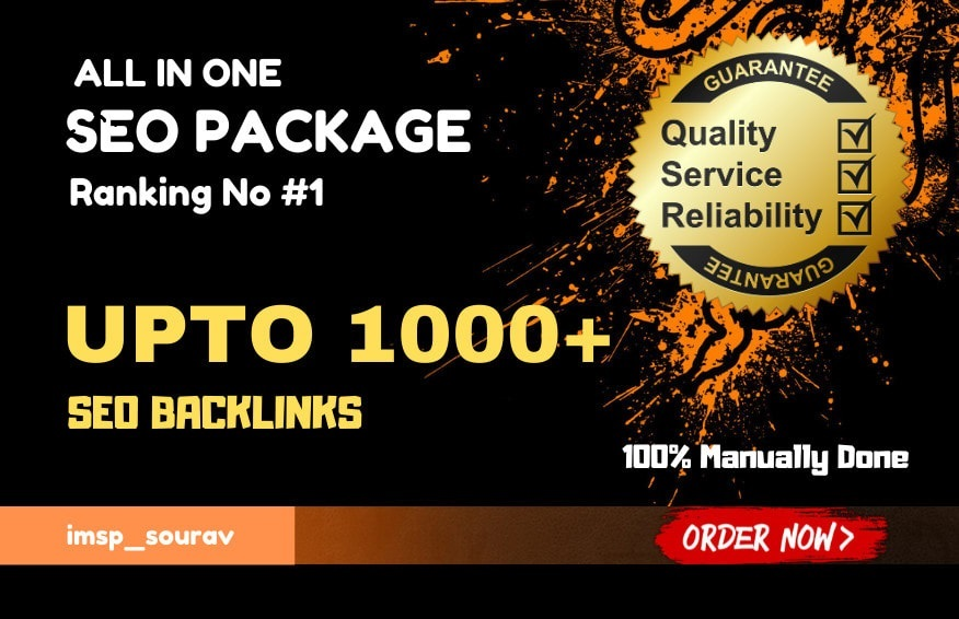 I will 1000 high quality dofollow comment backlinks