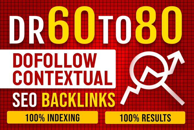 I will create contextual off page seo 10 backlinks on high DR sites
