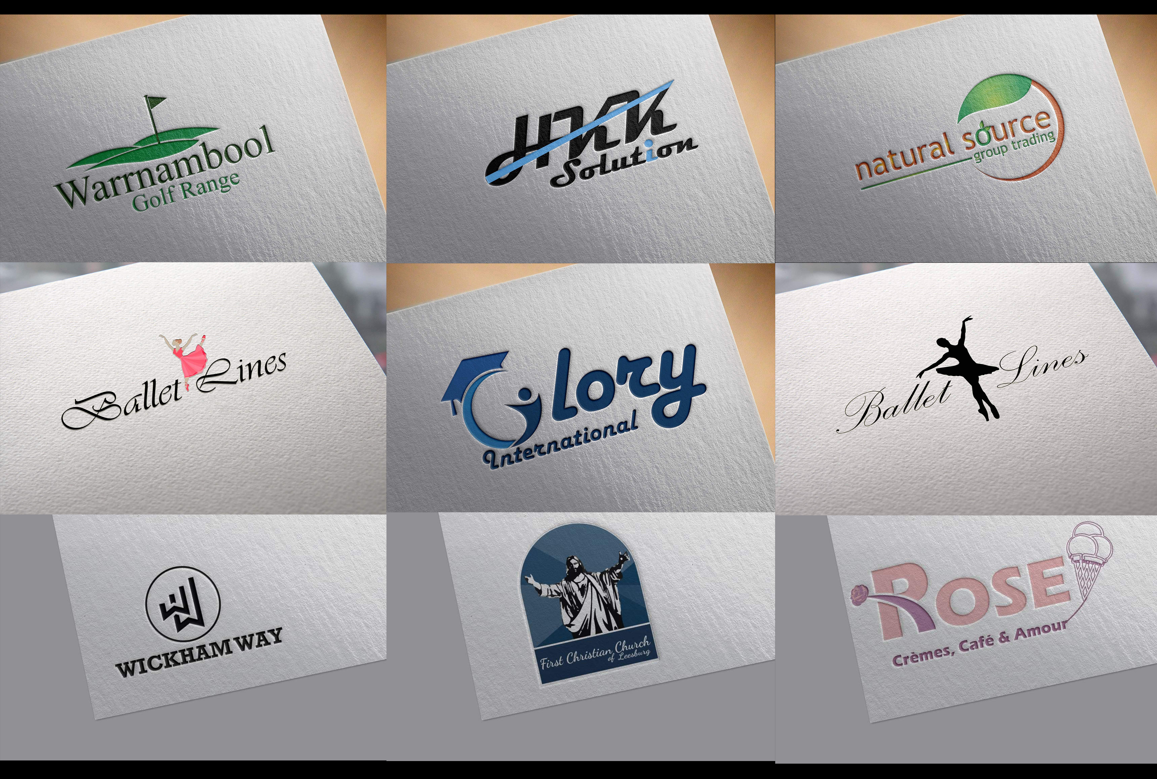 I will create your business logo design