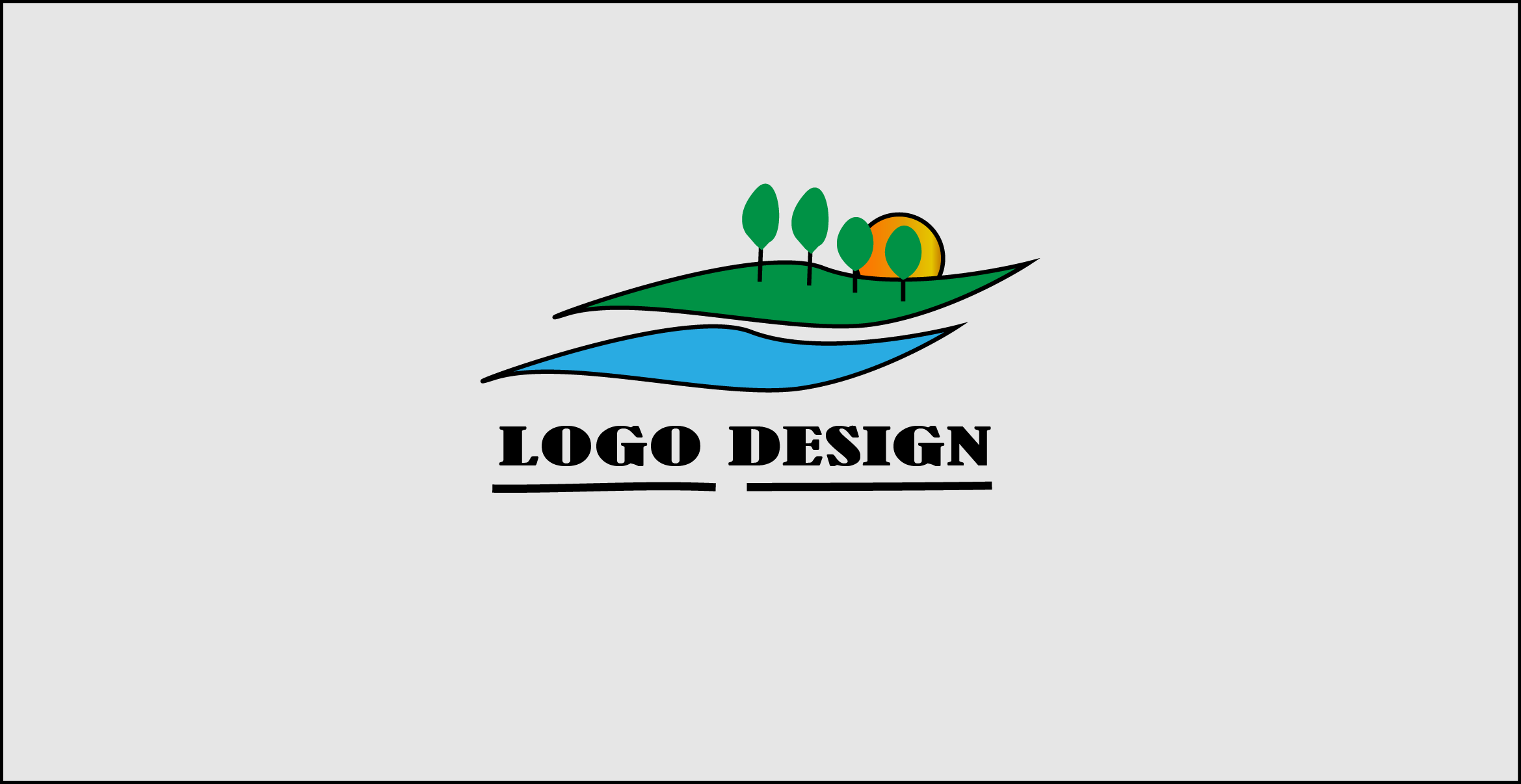 I am a graphics designer. I can make logo design