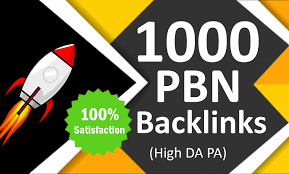 I will Build Trusted 1000+ PBN Homepage Quality SEO Backlinks