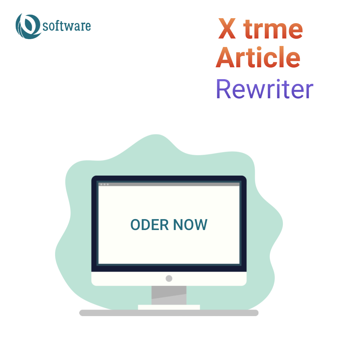 Xtreme Article Re writer popularity of your own site