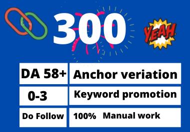 300 High Authority Social Profile Backlinks