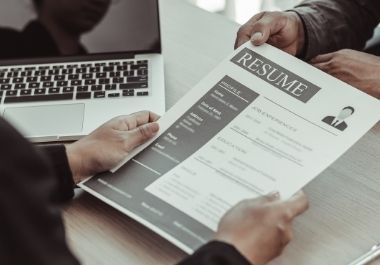 I will write professional resume and cover letter for your job