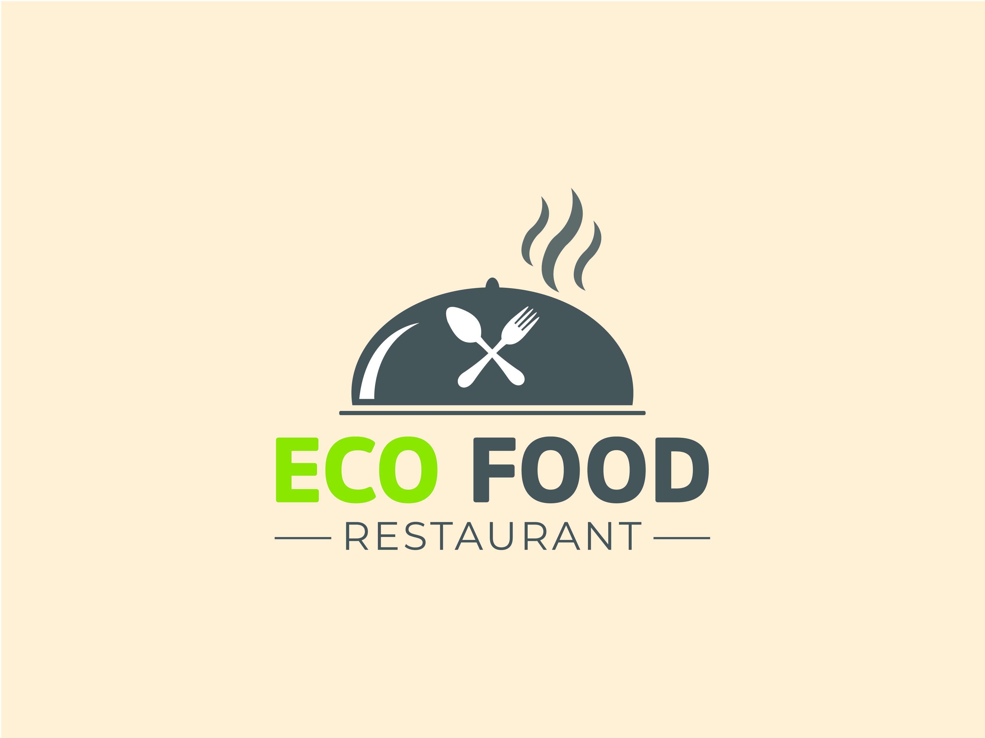 i will design food, cafe, bbq and restaurant logo