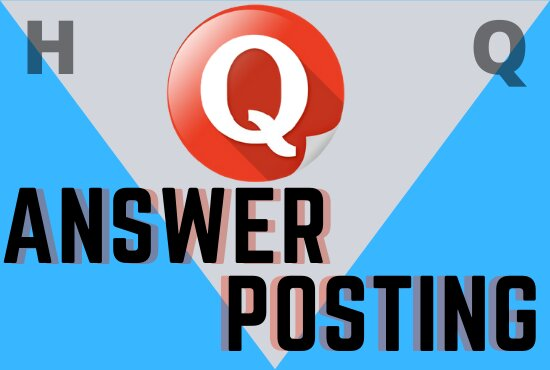Remarkable 10 HQ Quora Answer With Your Keyword and URL