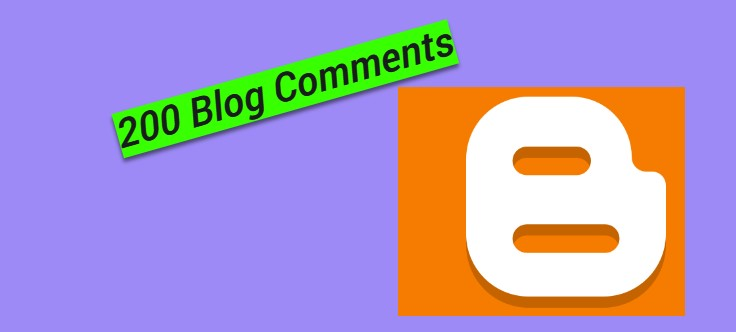 200 Blog Comments In Low Price