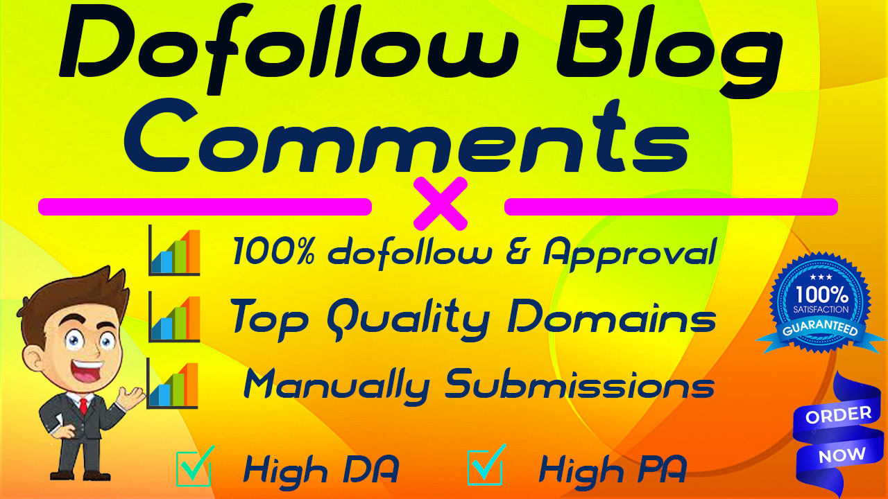 I will build high quality 100 dofollow SEO backlinks link building