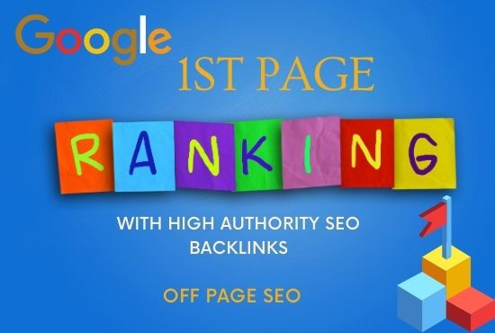 I Will offer you monthly off page SEO services with high quality backlink.