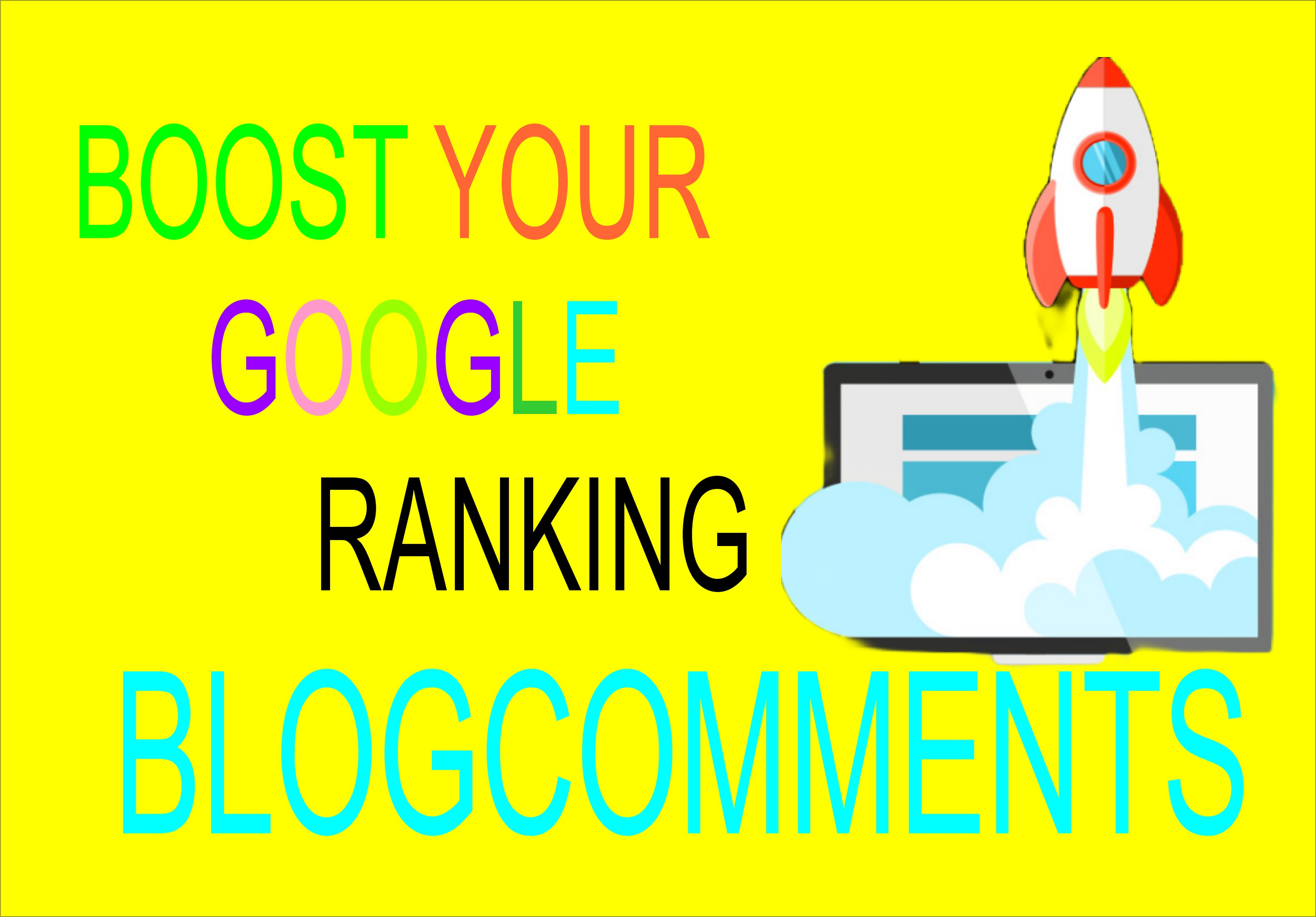I Will Do 100 high Quality Dofollow Blogcomment Backlinks