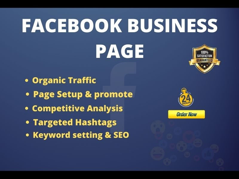 I will create Facebook ads business manager and business page