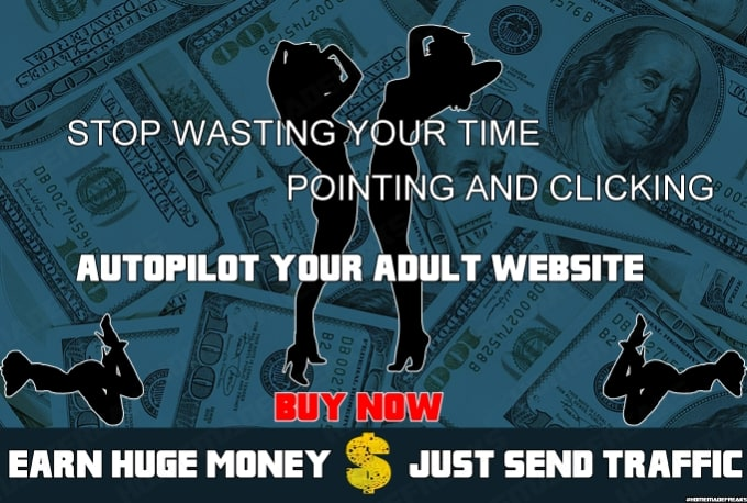 Autopilot Adult Tube Website to earn Passive Income