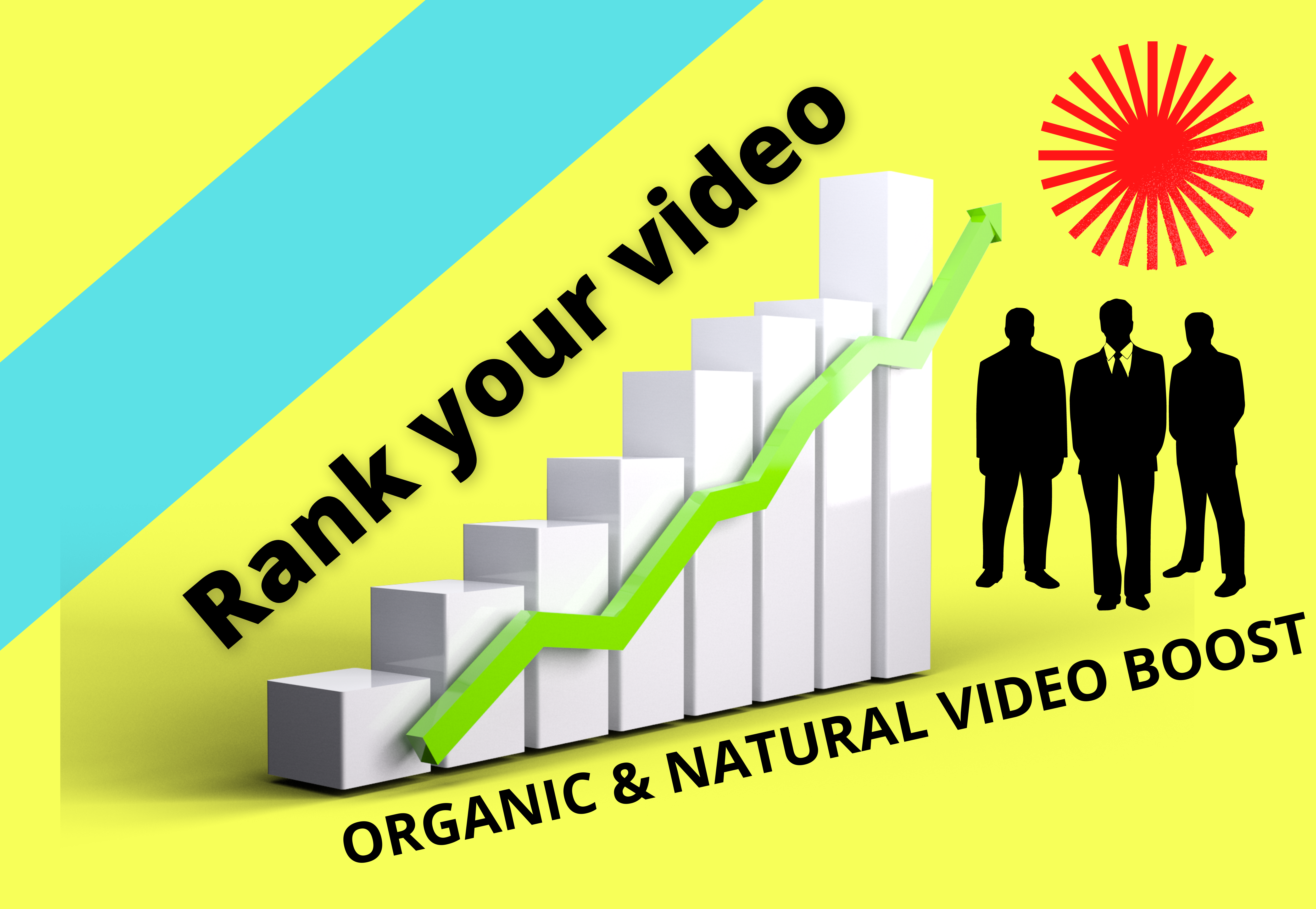 YouTube Video Organic promotion High Quality Safe and marketing