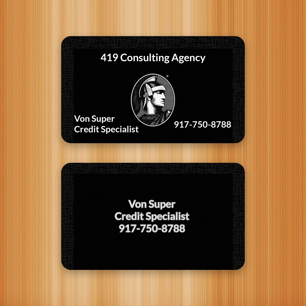 I will do corporate Business Card design for you