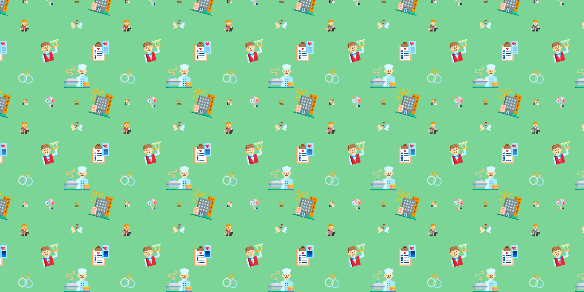I will unique and amzing pattern design