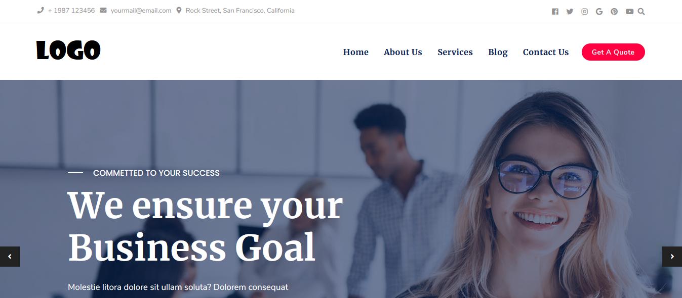 I Will Create a SEO Friendly Full Option Responsive Wordpress Website or Blog With Adsense