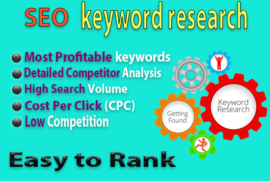 I will profitable keyword research and competitor analysis