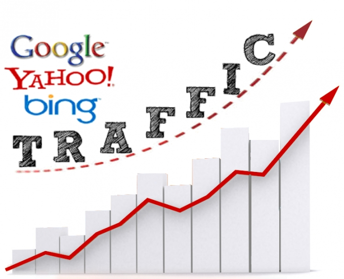I will give you 10,000 real visitors to your site for 15 with the choice of the traffic country.