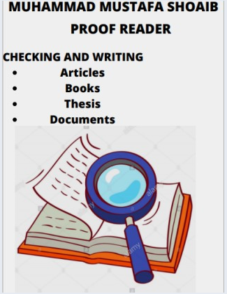 Proofreading-Correcting grammatical, spelling, punctuation, syntax errors