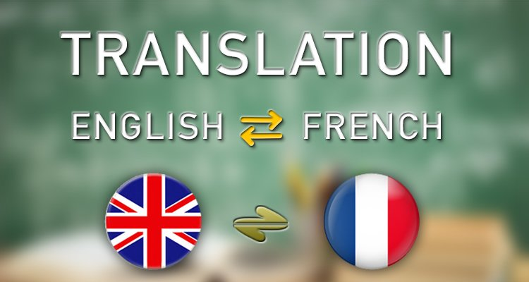 I will translate any documents from English to French Or French to Englsih 1000 words with 2$