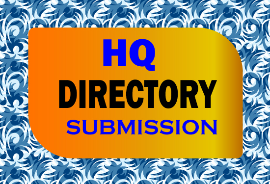 I will Do 100 Manually High Quality Directory Submission Backlinks