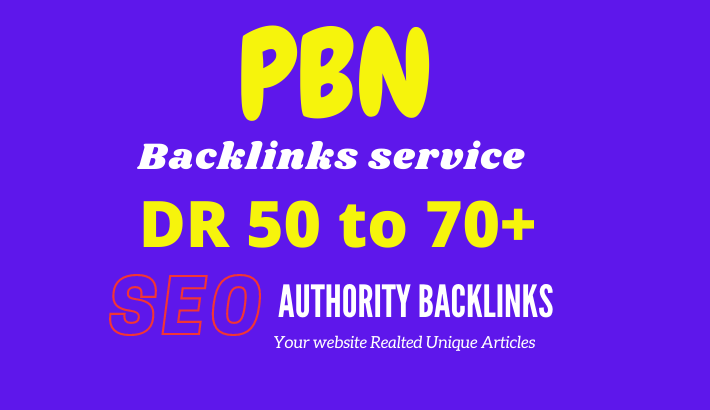 I will build 15 strong SEO dofollow backlink high authority links