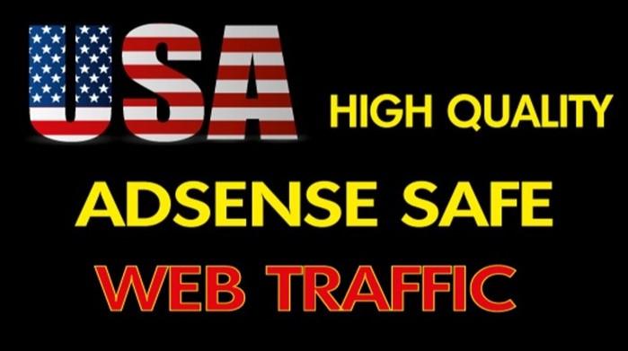 Adsence safe genuine daily 2000 USA, UK web traffic for 15 days