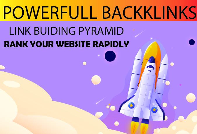 Bulid Powerfull Backlinks With Best Link Building Service 400+ Backlinks
