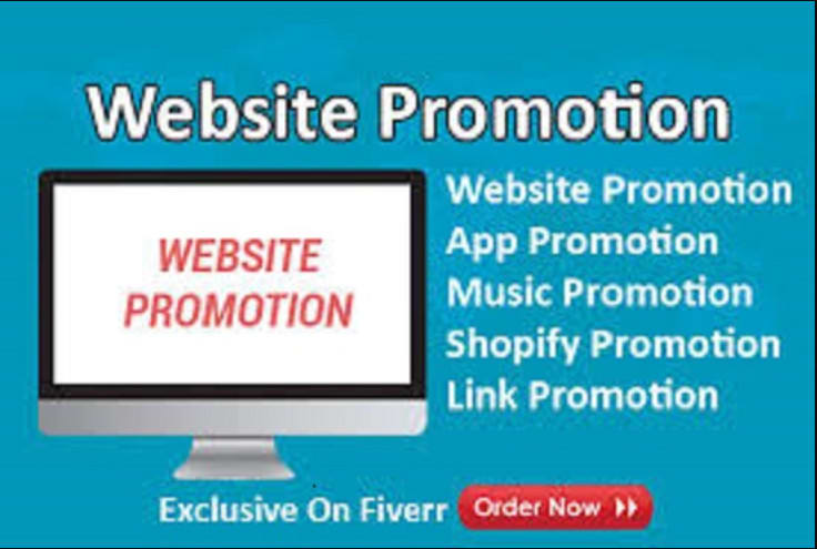 I will promote your business, website, product, app or any link to social media users