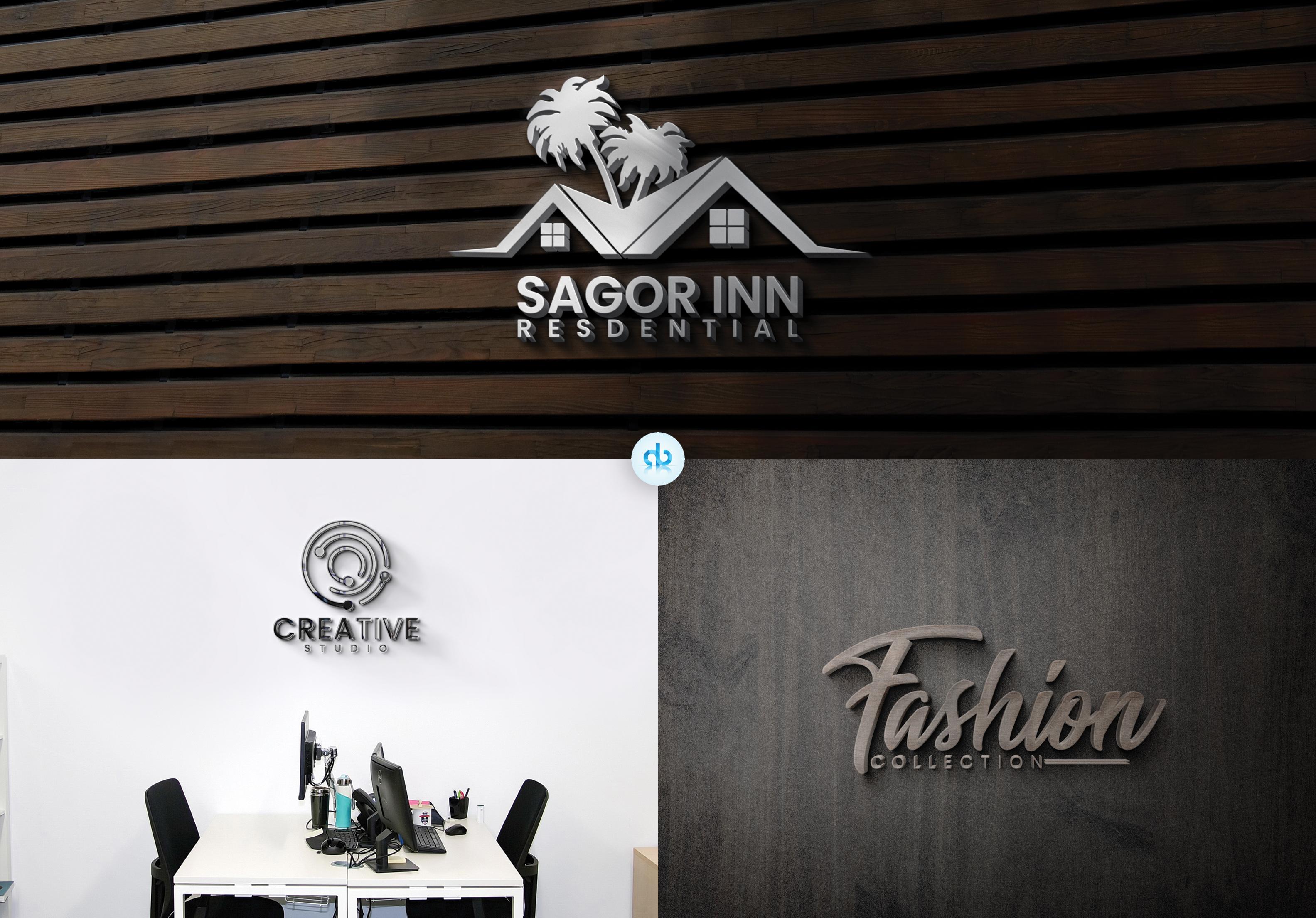 I will design a unique and creative logo
