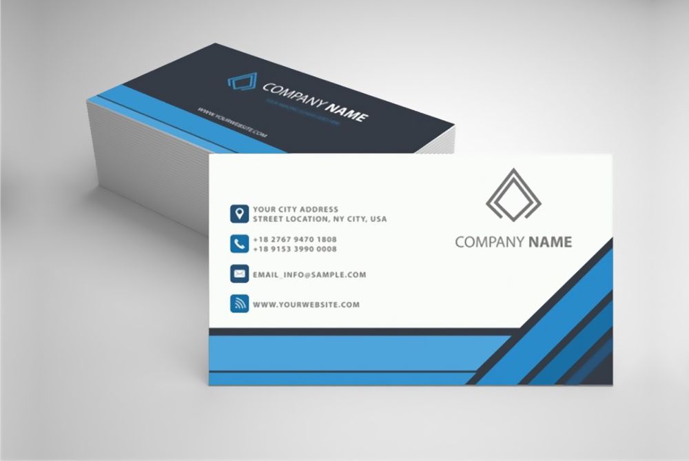 I will do professional business card design in 6 hours