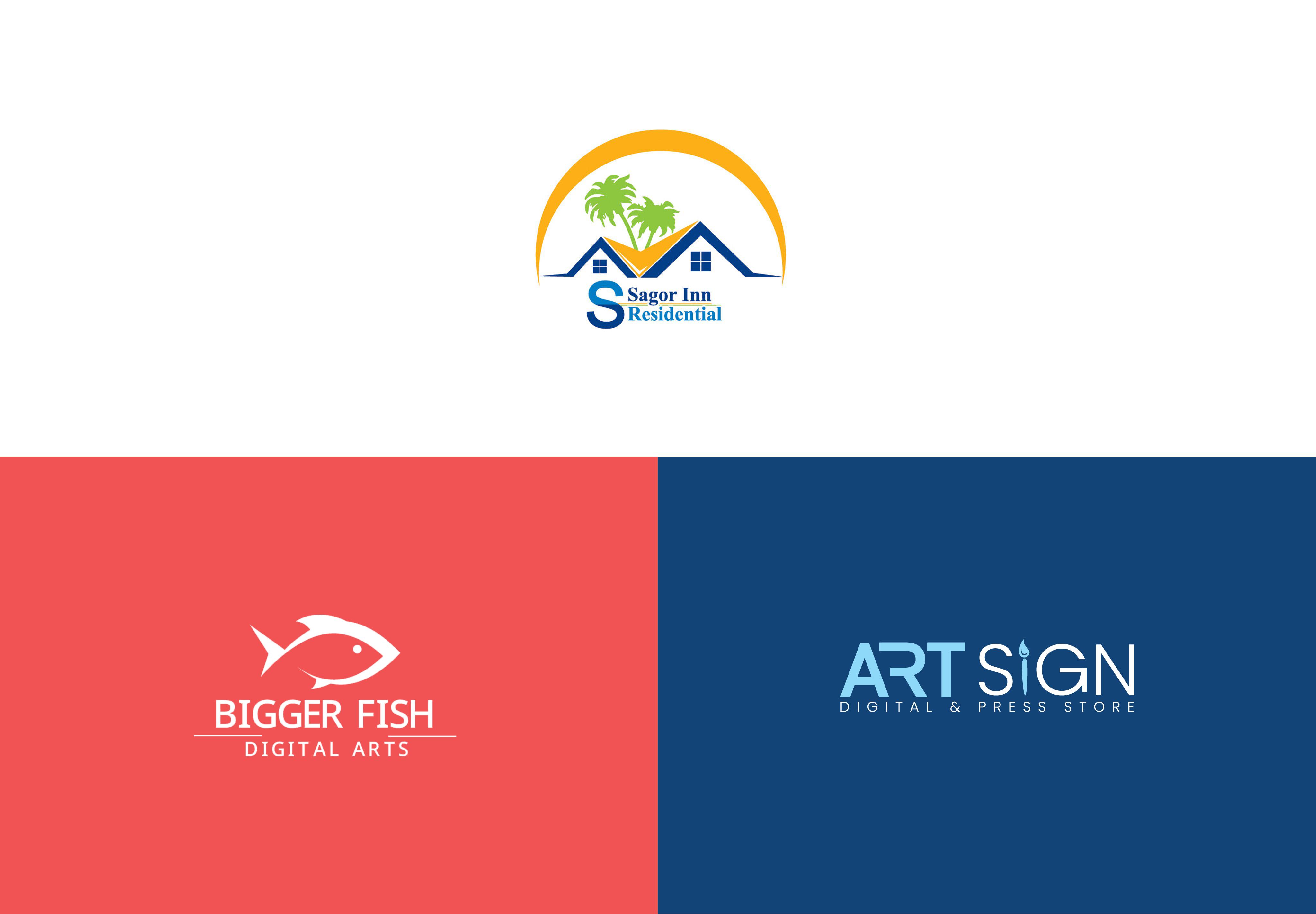 I will create a Standard modern business logo design 24hrs.