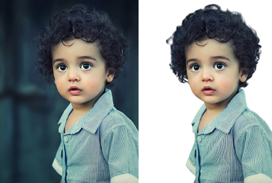 I will background removal 100 images professionally