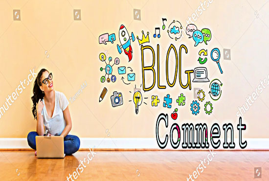I will do manually promote your website 50 high DA PA Do Follow blog comments baklinks