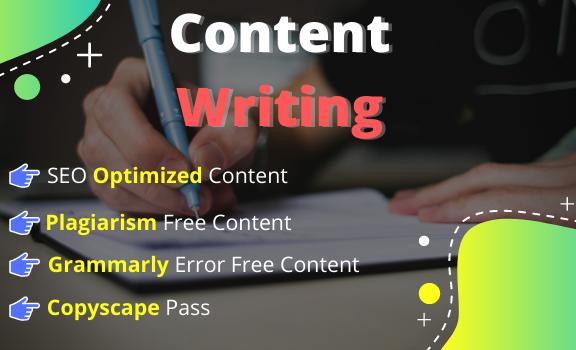 I will write 1500 words high-quality SEO content articles blog posts & on any topic