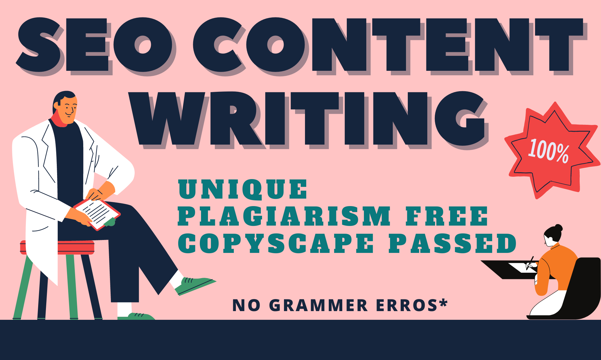 I will write 1500 words SEO Friendly Content for your website blog.