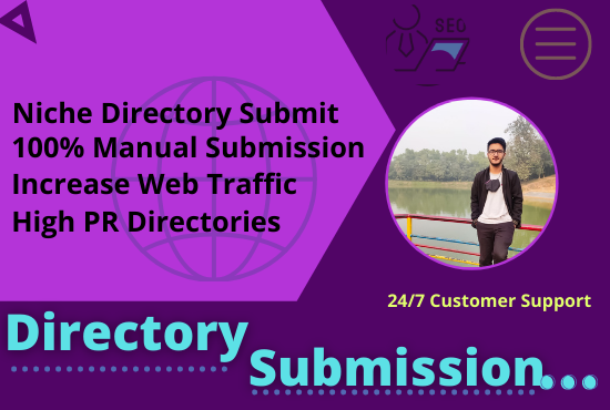 I will do high quality 300 Web directory submissions for SEO backlinks