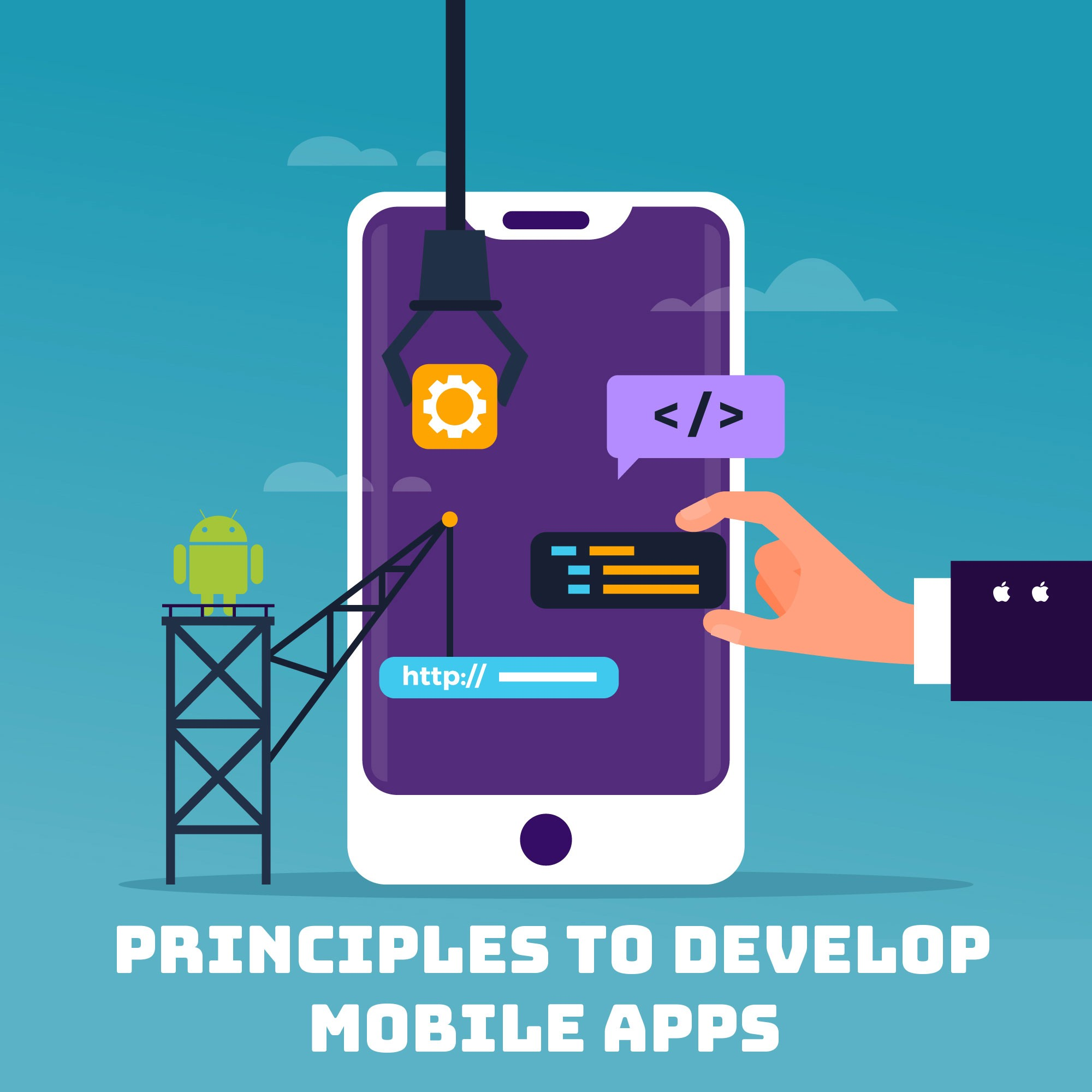 Standards to Develop Mobile Apps