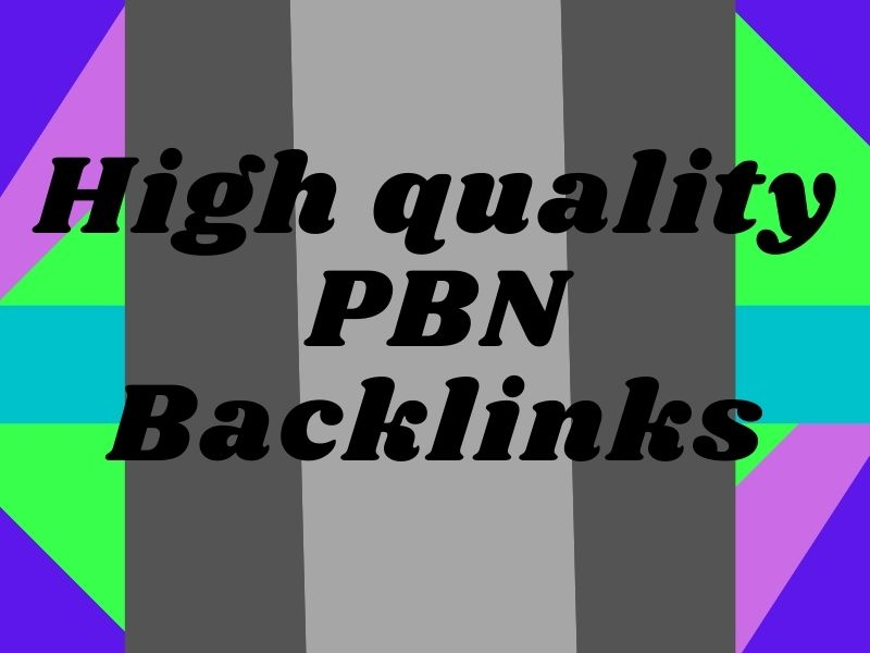 Guaranteed In 2021 Custom Backlinks For Google Page