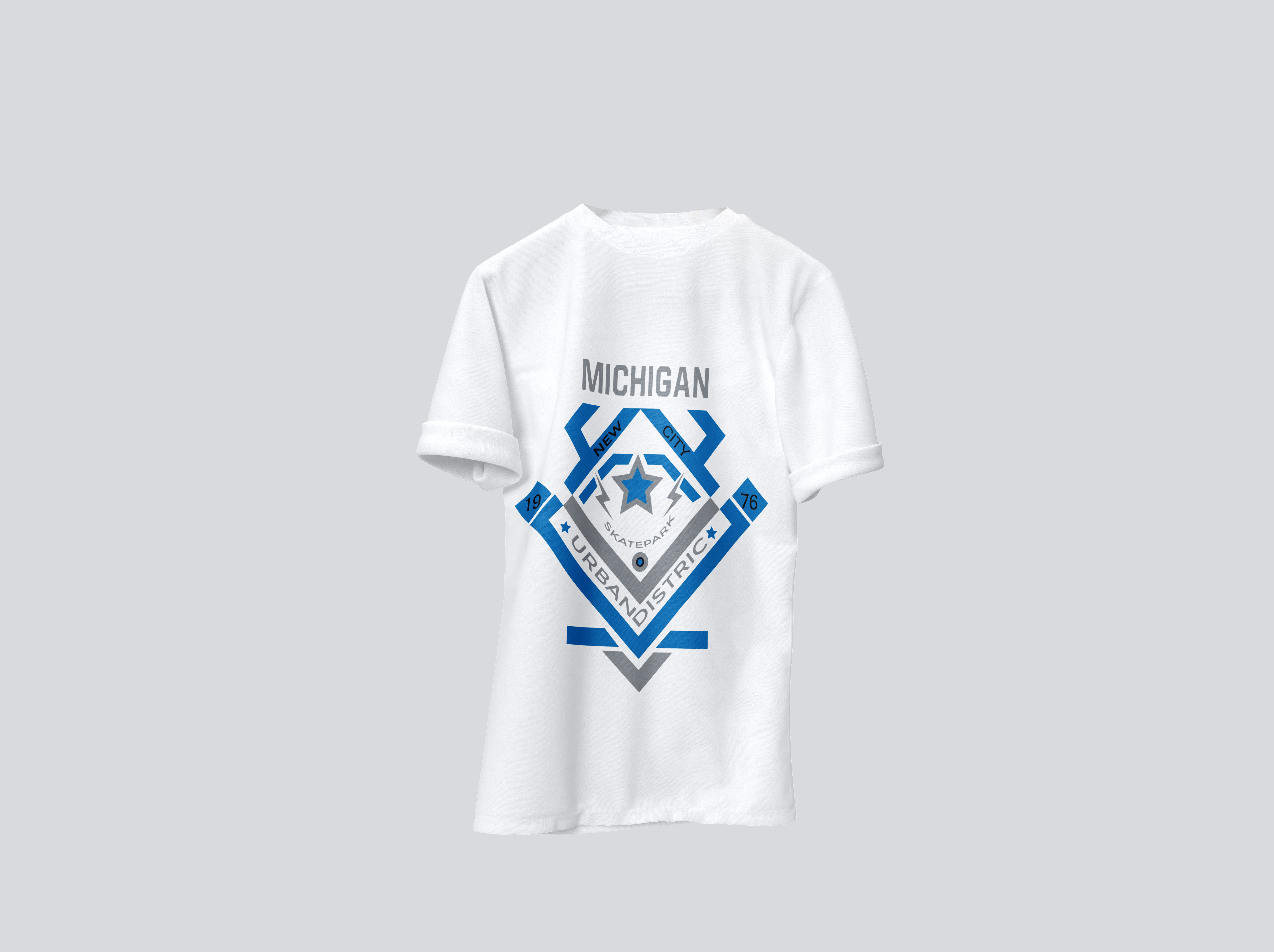 I will create unique eye catching T-shirt design within 24 hours