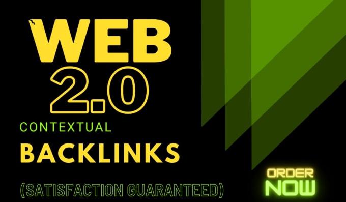 Build 50+ super web 2 0 backlinks