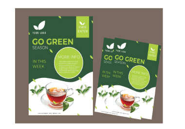 I wii do restaurant menu,  food flyer design and brochure design with in 3 day