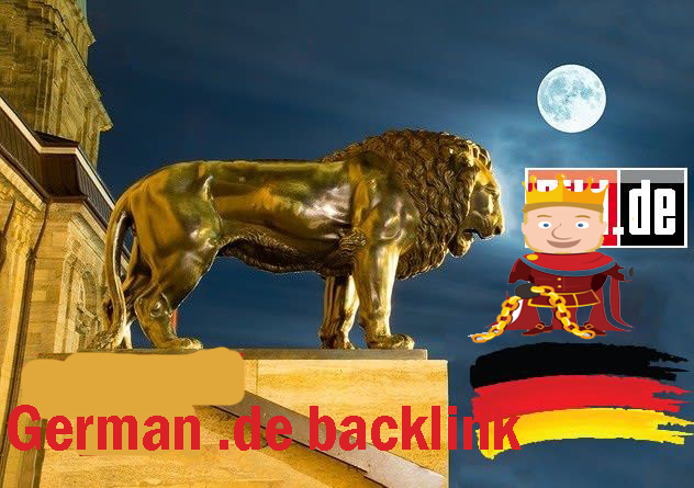 I will do high authority german dofollow seo backlinks high Da newspaper