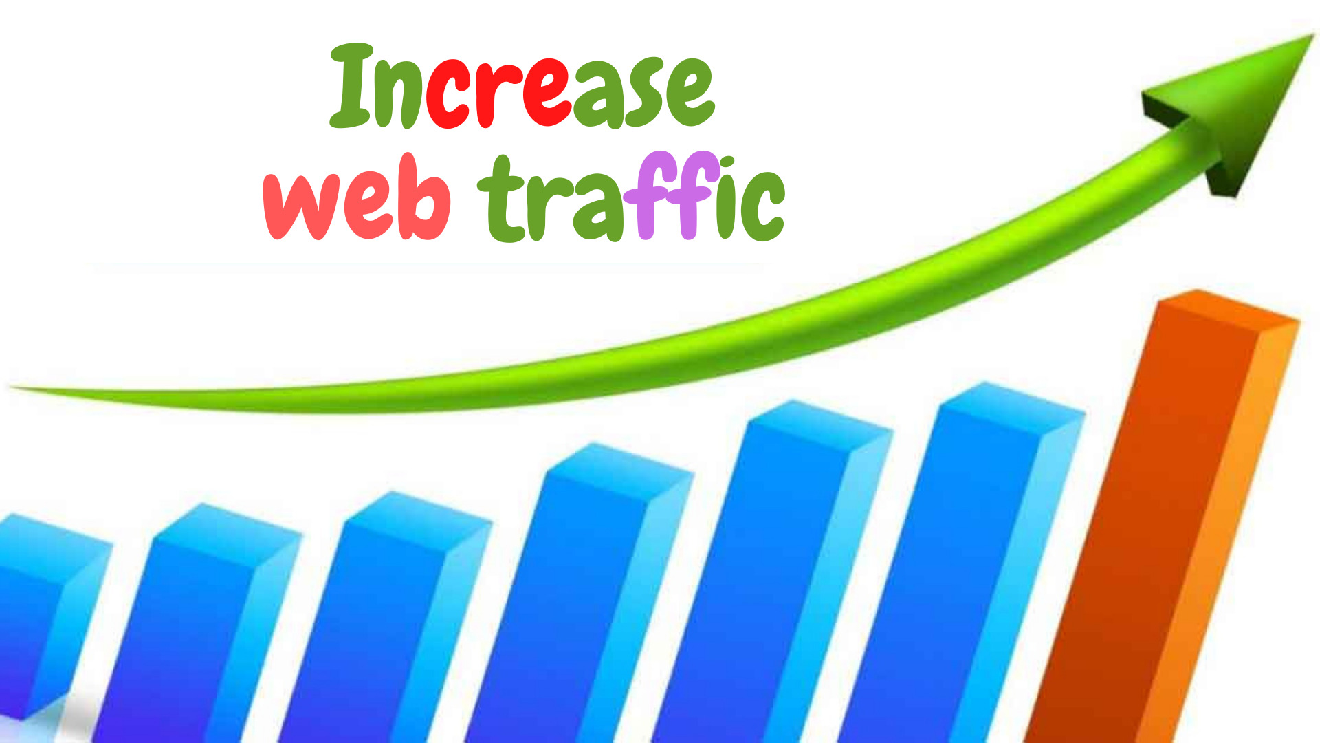 Drive safe organic Direct Hits Traffic to your Website